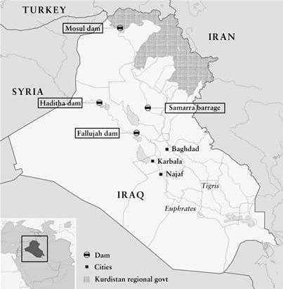 iraqi dams